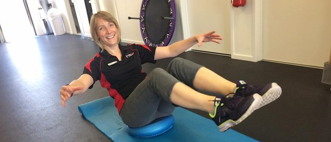 Hip & Knee Rehab Fitness