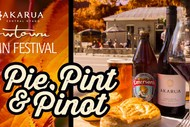 Image for event: Pie, Pint and Pinot