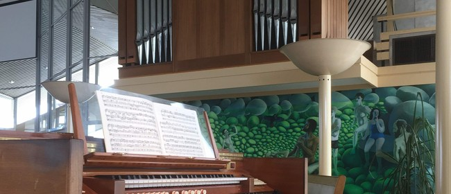 2019 St Joseph's Organ Recital Series