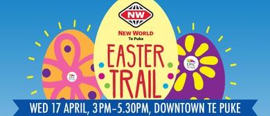New World Te Puke Easter Trail