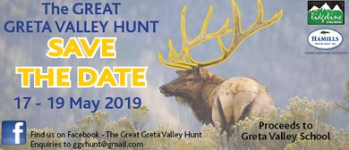 The Great Greta Valley Hunt 2019
