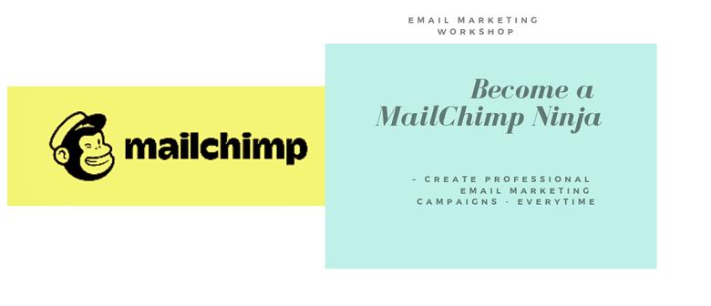 Become a MailChimp Ninja