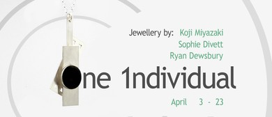 One 1ndividual - Contemporary Jewellery Exhibition