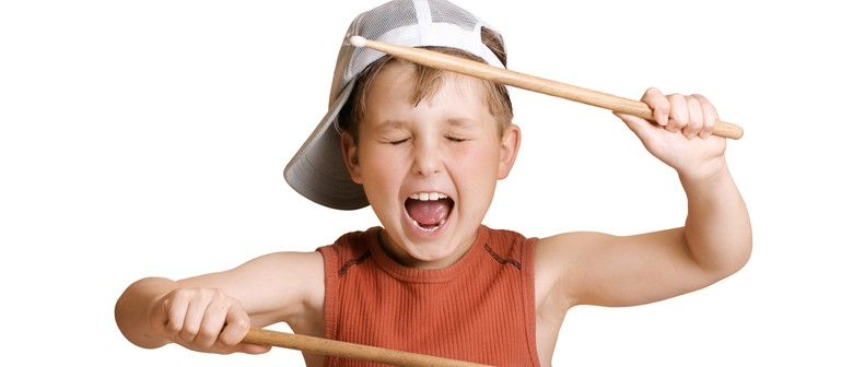 Bucket Drumming Short Course for Kids of All Ages