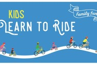 Image for event: Kids Learn 2 Ride