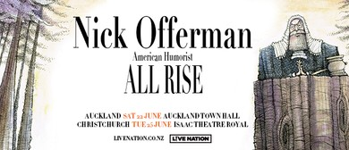 Nick Offerman – All Rise