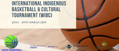 International Indigenous Basketball & Cultural Tournament