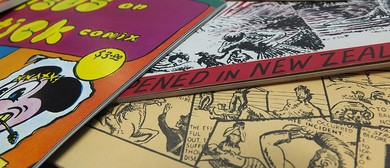 New Zealand Cartoonist and Comics Artist Wikipedia