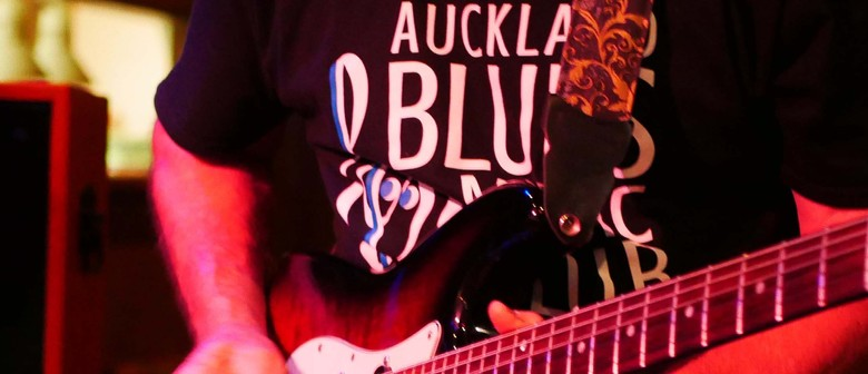 Auckland Blues Music Club Jam Night