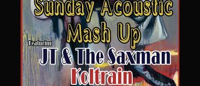 JT and The Saxman & Koltrain Auckland Blues Music Club