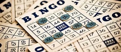 Bingo and Games In the Member Lounge