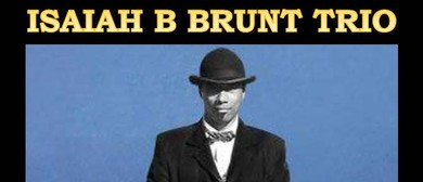Isaiah B Brunt Trio NZ Tour
