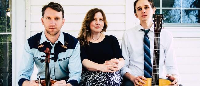 Missy Raines Trio Featuring George Jackson and Ben Garnett