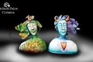 Image for event: Angels & Goddesses Pottery Workshop