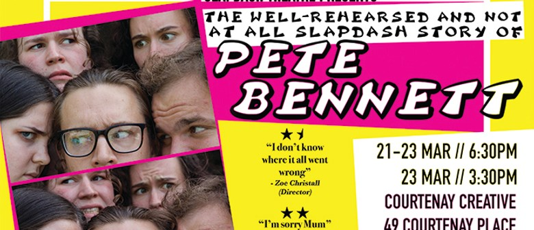 The Well-Rehearsed and Slapdash Story of Pete Bennett