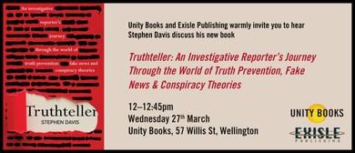 Lunchtime Event - Truthteller by Stephen Davis