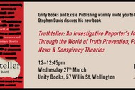 Image for event: Lunchtime Event - Truthteller by Stephen Davis