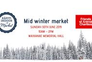 Kapiti Indoor Market – Mid-Winter 2019