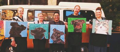 Mixing It Up | Paint Your Pet | 8 June
