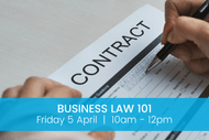 Friday Coffee Talks: Business Law 101