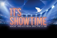 Image for event: It's Showtime: Family Friendly Magic and Illusion Show