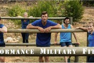Image for event: Outdoor Military Fitness