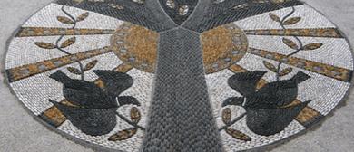 Pebble Mosaics - Make Your Own Garden Slab