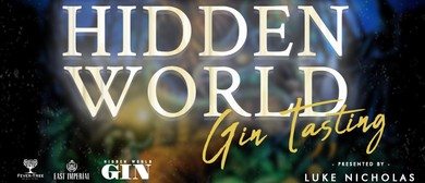 Hidden World Gin Tasting