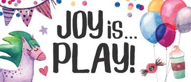 Joy is... Play