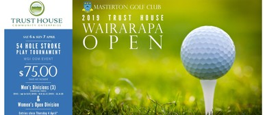 2019 Trust House Wairarapa 54-Hole Open