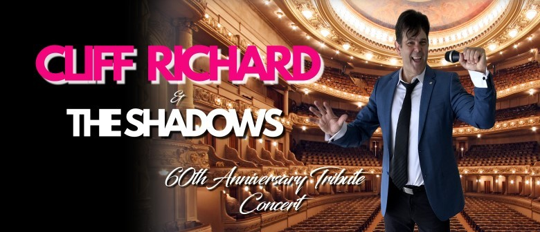 Cliff Richard and The Shadows Tribute Show