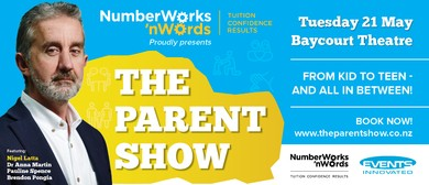 The Parent Show - Number Works 'n Words