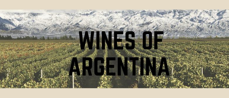 Wines of Argentina Tasting Event