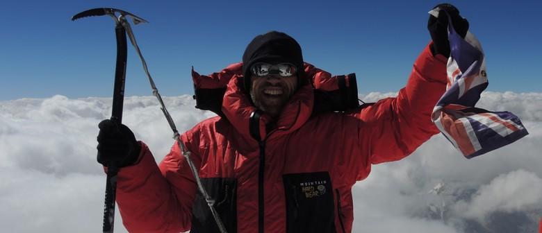 Adrian Hayes: One Man's Climb