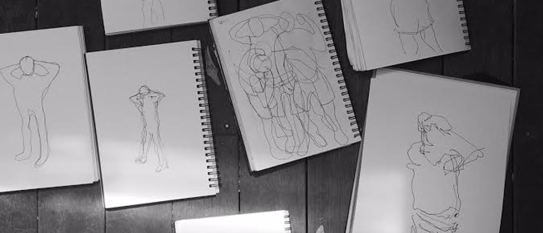 Figure Sketching with Tony McNeight