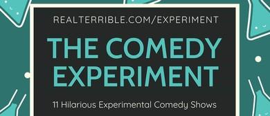 Joke Swap - The Comedy Experiment 3 of 11