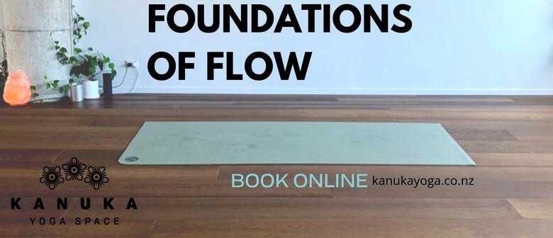 Foundations of Flow - Beginner's Yoga