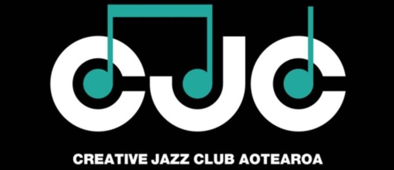 Creative Jazz Club  - Reuben Bradley Resonator CD Launch