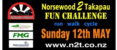 Norsewood to Takapau Fun Challenge
