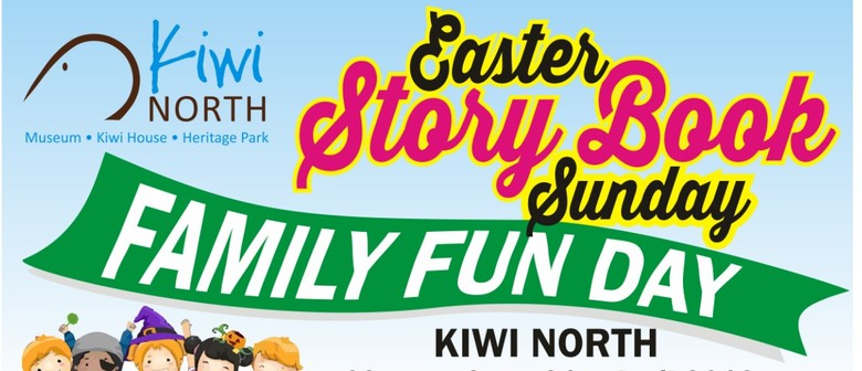 Story Book Easter Sunday