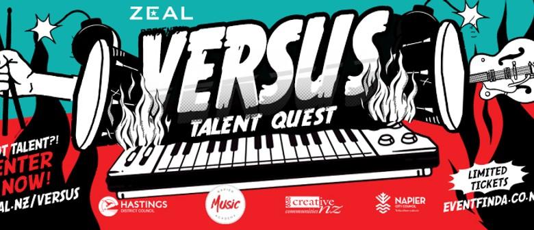 Versus Talent Quest - Zeal HB