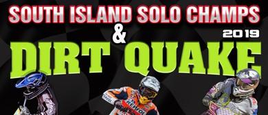 2019 South Island Solo Bike Championship & The Dirt Quake