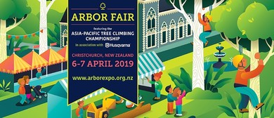 Arbor Fair and Asia Pacific Tree Climbing Championship 2019