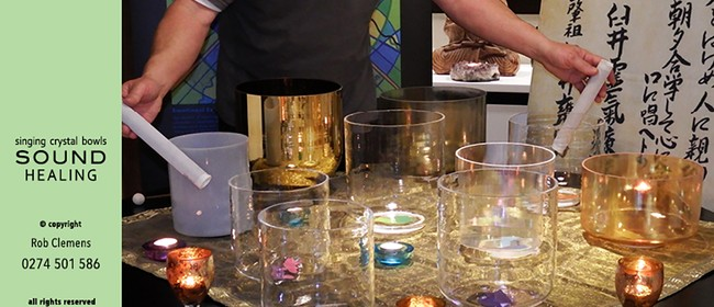 Singing Crystal Bowls Info Evening With Rob Clemens
