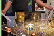 Image for event: Singing Crystal Bowls Info Evening With Rob Clemens