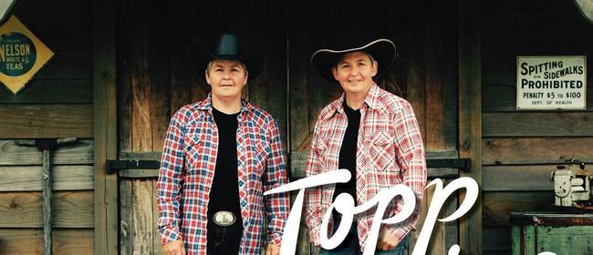 QB Music Festival - The Topp Twins