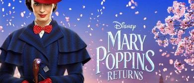 School Holiday Movie - Mary Poppins Returns