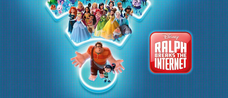 School Holiday Movie - Ralph Breaks the Internet
