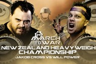 Image for event: Impact Pro Wrestling: March to War