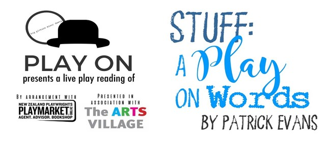 Play On: Stuff: A Play On Words by Patrick Evans